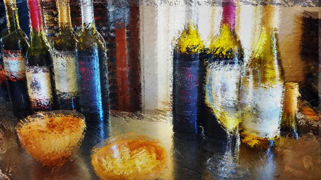 Wine Tasting at the Grey Mule Saloon