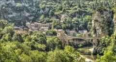 Sleepy Town - Photo of Sainte-Enimie