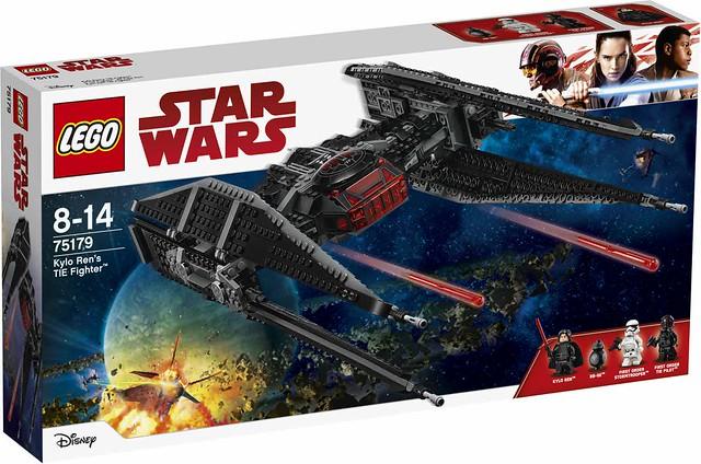 Oficjalne zdjęcia zestawów Lego Star Wars The Last Jedi  13