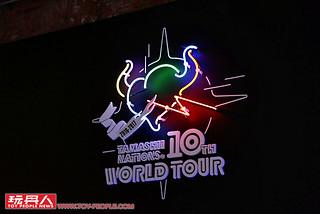 """海量新品空運來台!BANDAI 收藏事業部10周年世界巡迴模型展覽會:TAMASHII NATIONS 10th Anniversary WORLD TOUR """"TAIPEI"""" 現場速報!"""