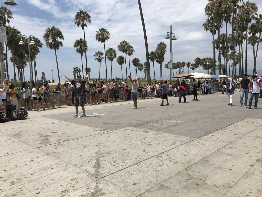 Week 4: Venice Beach