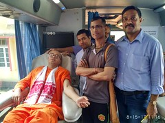 Blood donation camp at Guwahati