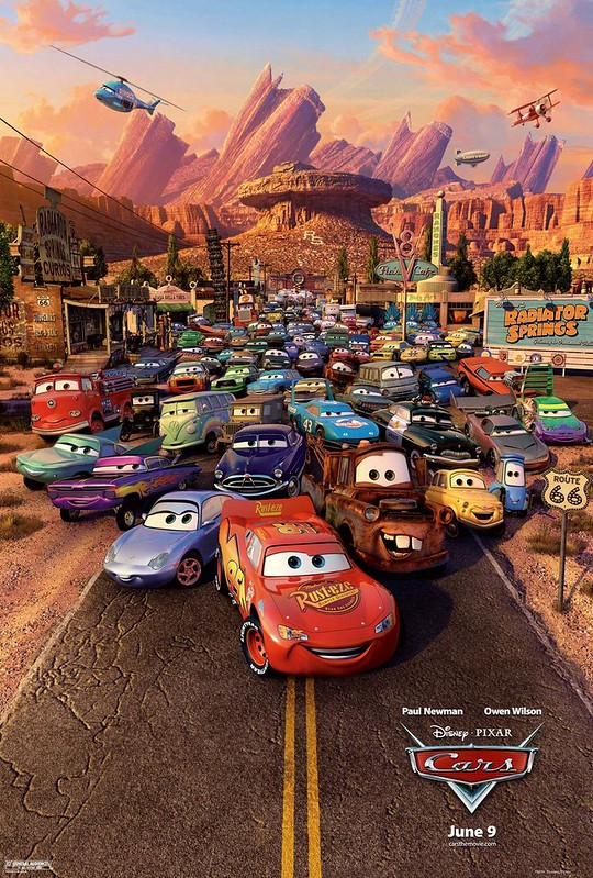 Cars - Poster 2