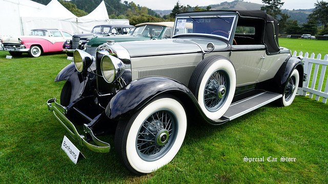 1930 Lincoln Model L Convertible Roadster