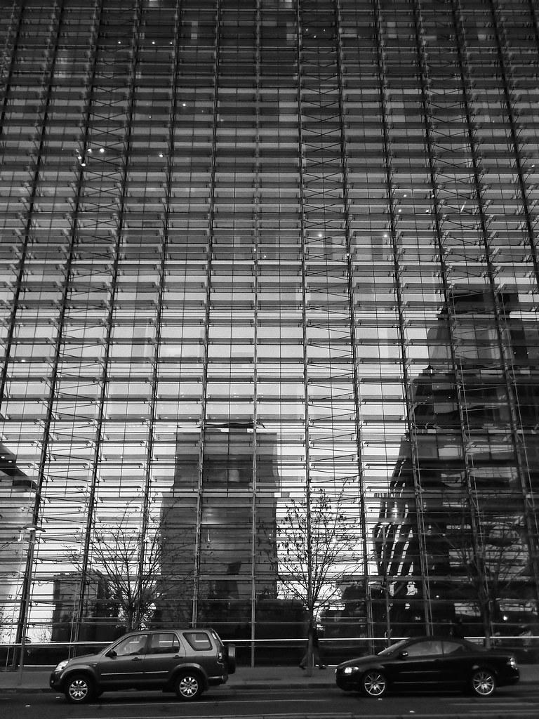 Cuidad de vidrio