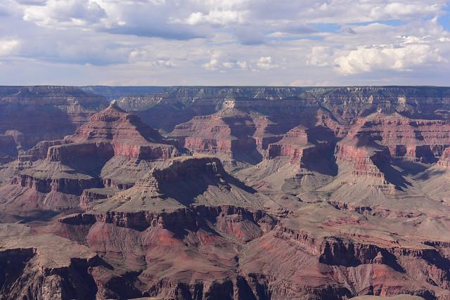 Grand Canyon National Park, Arizona, US August 2017 448