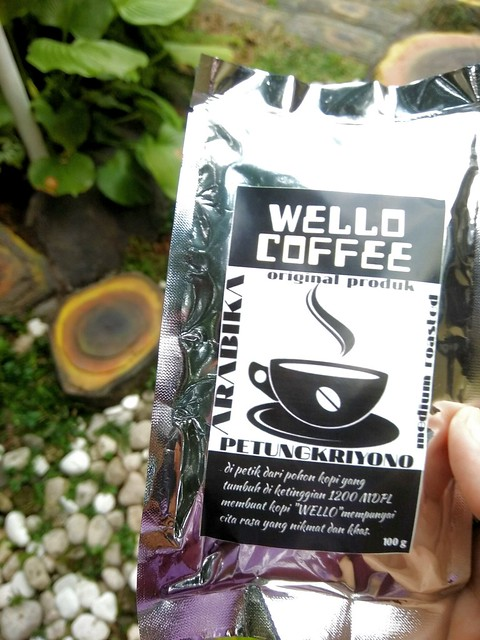 Wello Coffee Petungkriyono