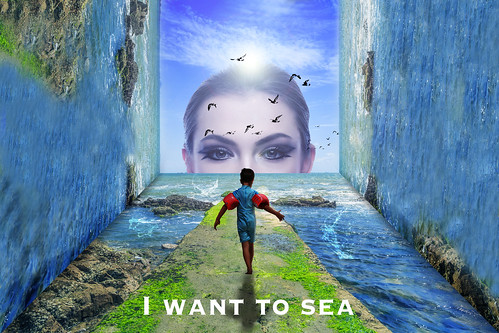i want to sea