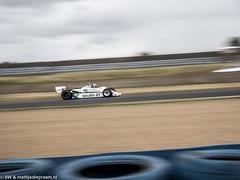 2017 Grand Prix de France Historique: Williams FW07D