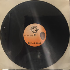 THE 45 KING:BRAINSTORM EP(RECORD SIDE-B)