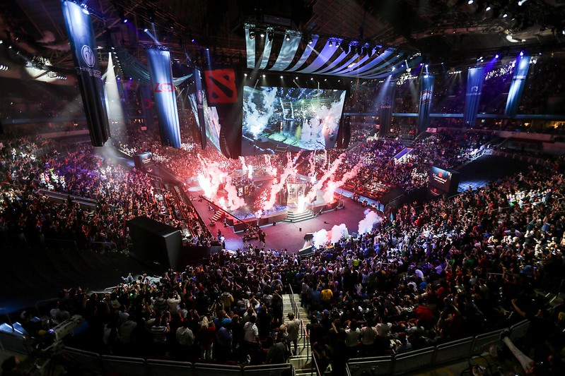 The International 2017 Dota® 2 Championships