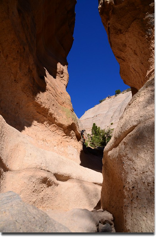 Slot Canyon Trail. Kasha-Katuwe Tent Rocks National Monument (2)