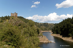 15 Alleuze - Château - Photo of Fridefont