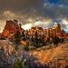 Evening, Bryce Canyon, Utah, USA