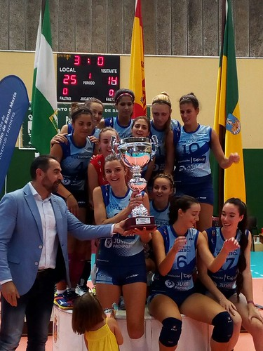 Voleibol XIV Copa de Andalucía Cajasol Juvasa