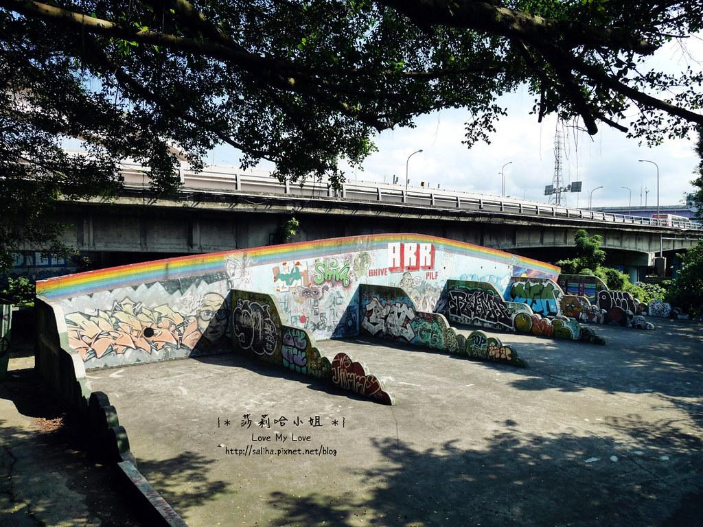 台北文青一日遊景點推薦公館寶藏巖  (1)