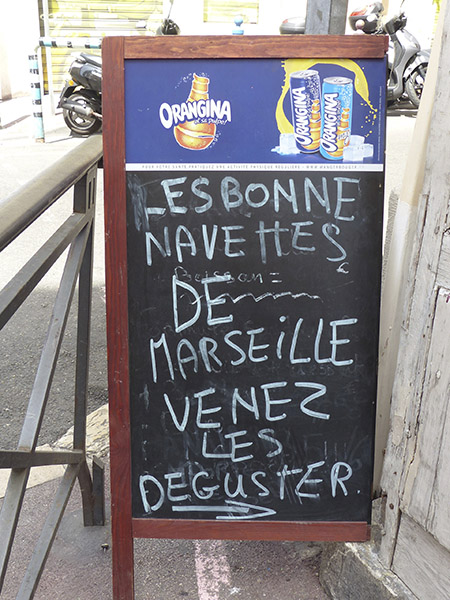 navettes de Marseille