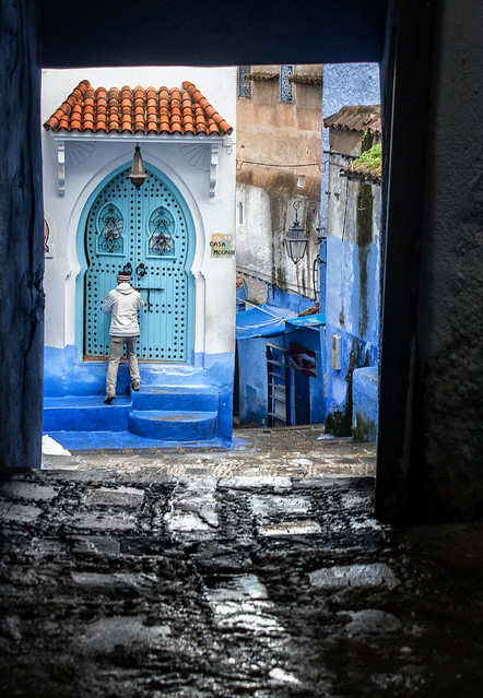 Inside out Chefchaouen