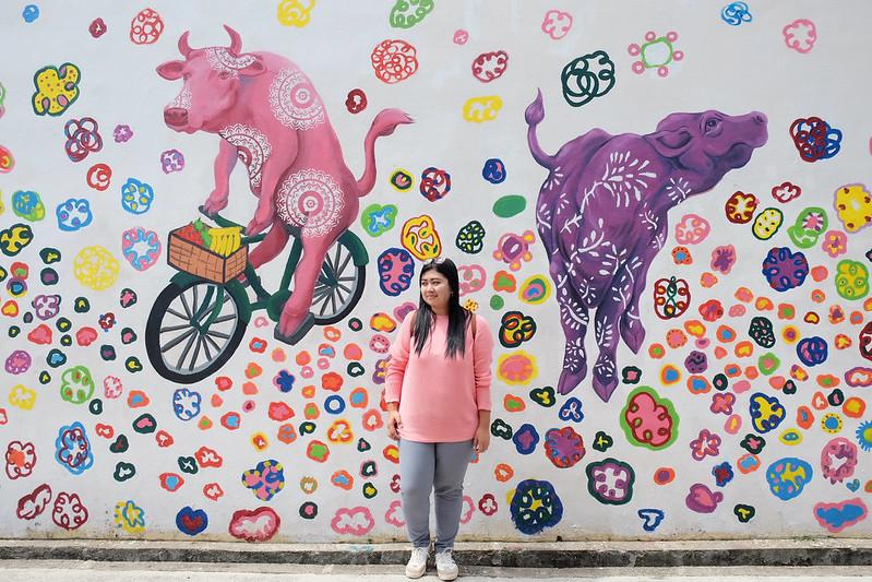 mural tan teng niah
