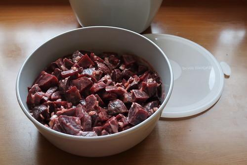 Rote Bete Salat (als mein Beitrag zum Grillen)