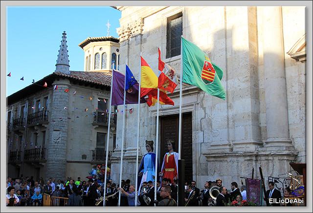 #BriviescaFiestas17 Lectura del pregón y Proclamación de las Reinas (10)