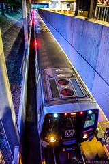 WMATA Metrorail Kawasaki 7000 Series #7144