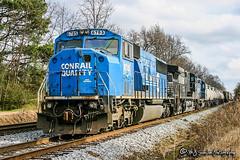 NS 6785 | EMD SD60M | NS Memphis District
