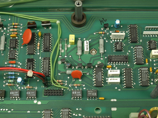Keithley 617 Electrometer Teardown