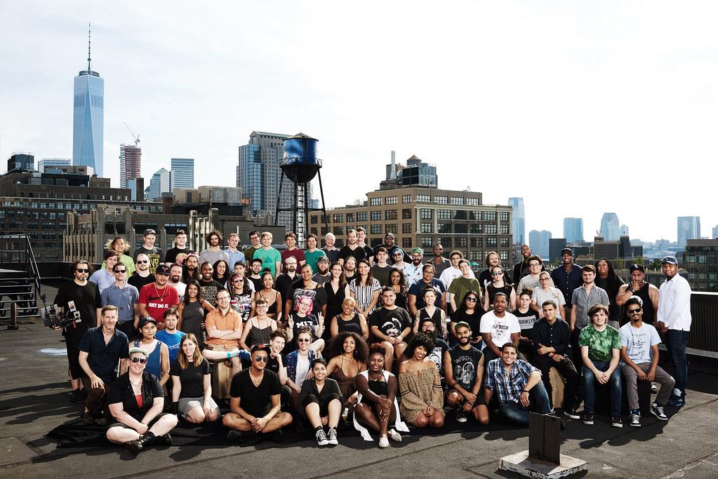 Summer 2017 Company Photo