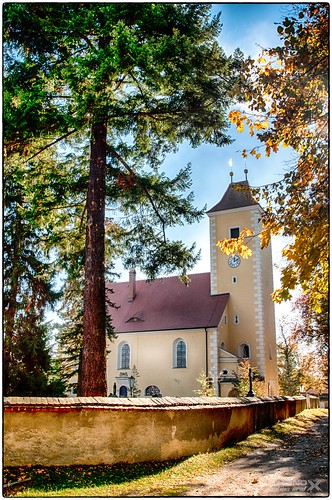 Kreba(Oberlausitz) - Evangelische Kirche