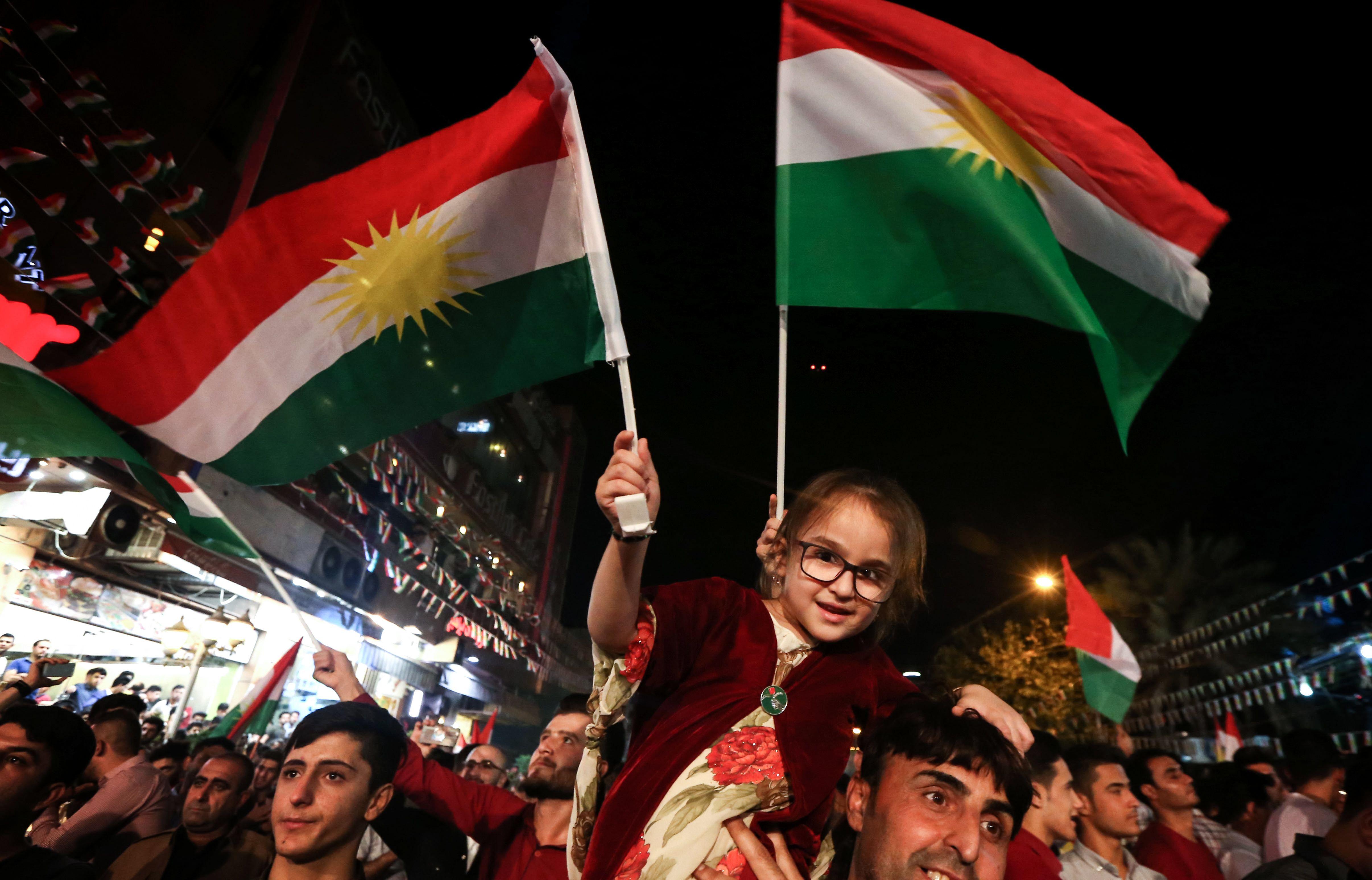 IRAQ-KURDS-POLITICS-REFERENDUM