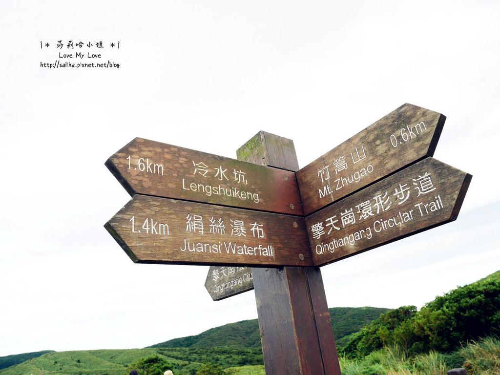 陽明山一日遊景點推薦絹絲瀑布步道 (26)