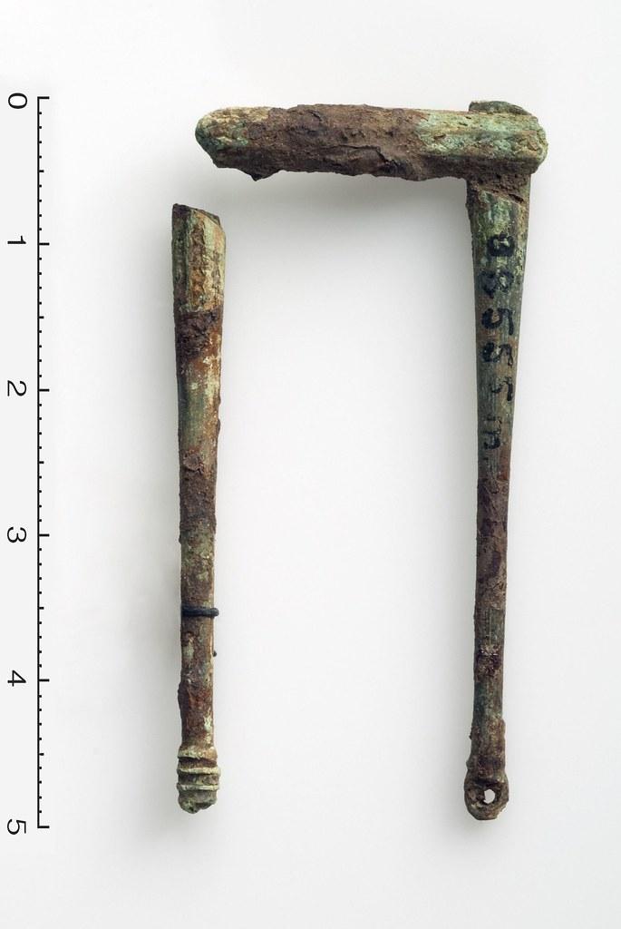 Stjålne gjenstander fra Universitetsmuseet