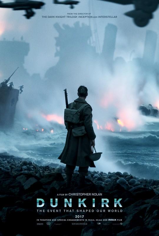 Dunkirk - Poster 1