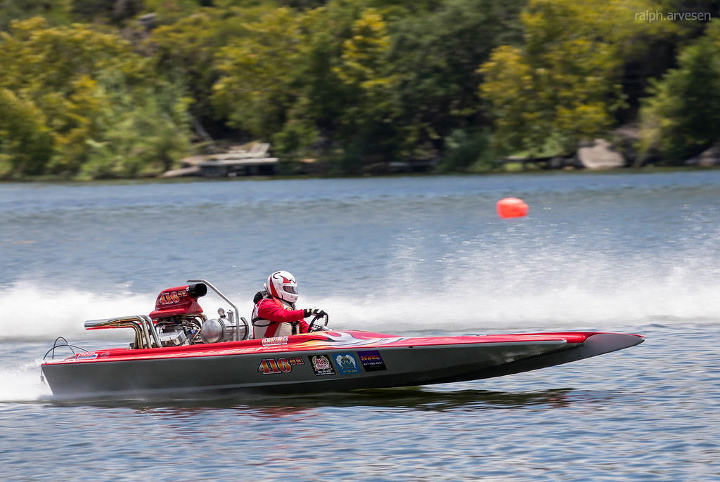 Stock Eliminator At The Lucas Oil Drag Boat Race Series In