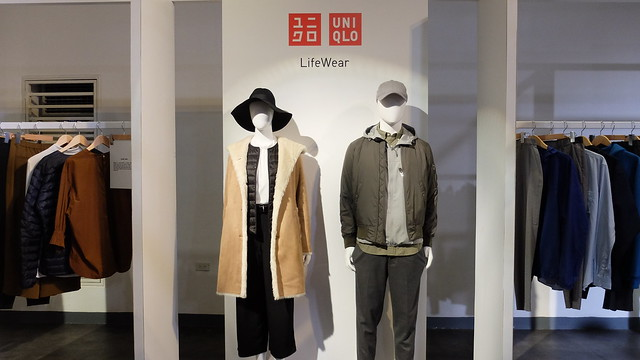 uniqlo fall winter collection