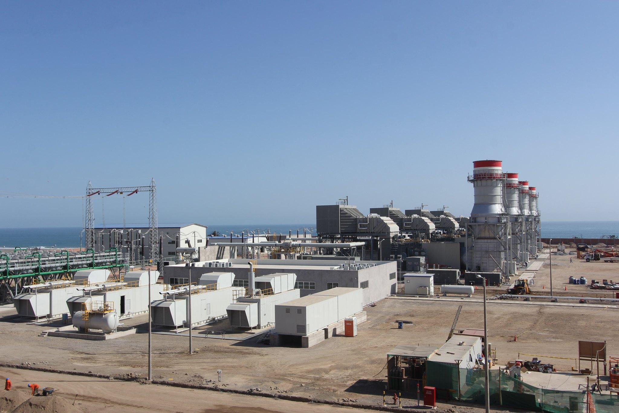 Central Puerto Bravo Perú- Construcción Minera N°25