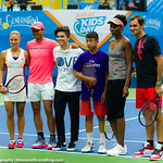 Roger Federer, Venus Williams, Angelique Kerber, Rafael Nadal
