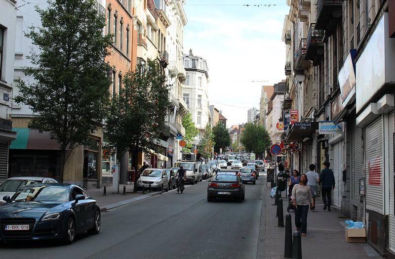 Chaussee de Waterloo, Brussels