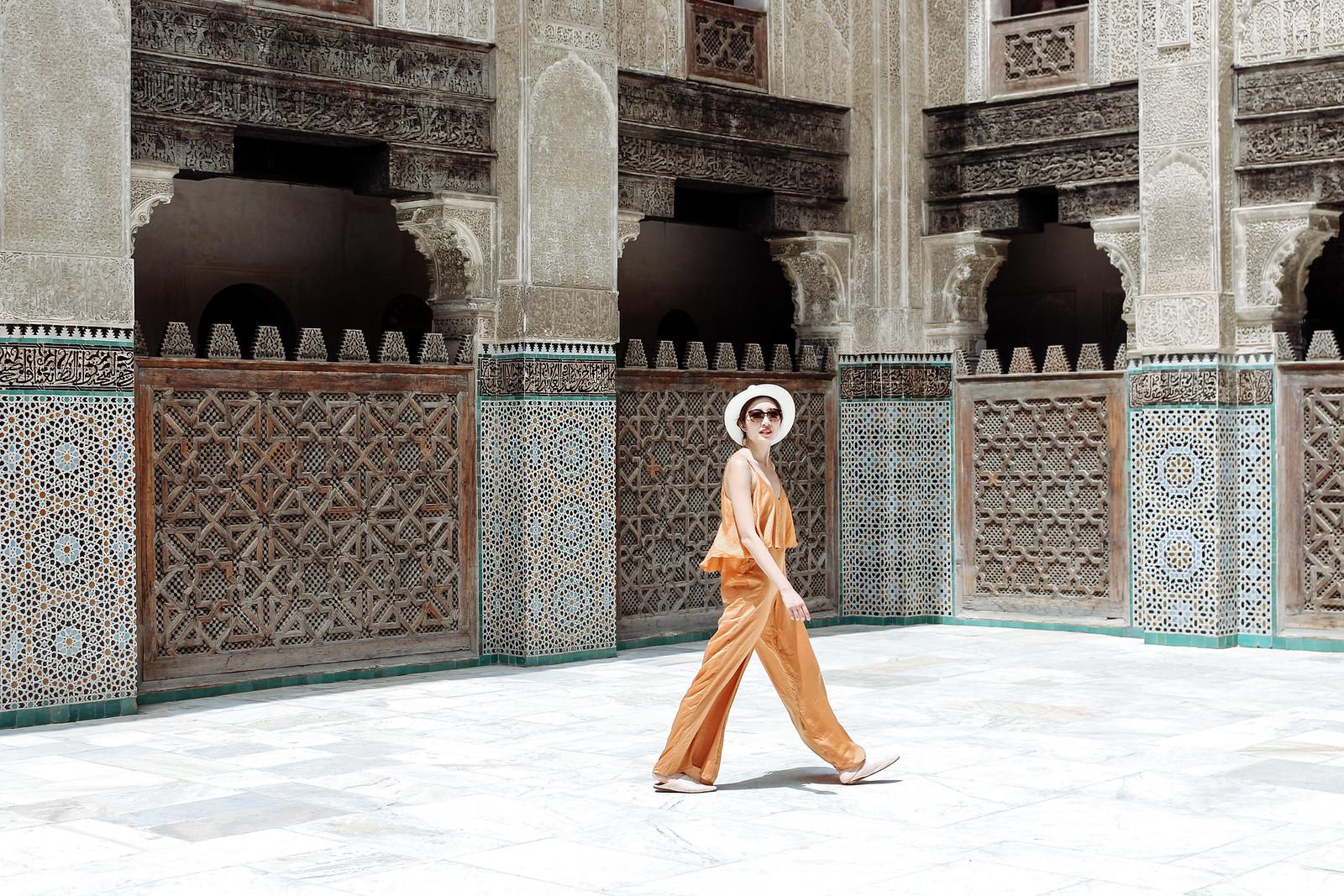 Fes Morocco - kisses,vera-52