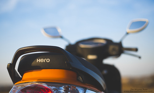 On Two Wheels with Hero MotoCorp!