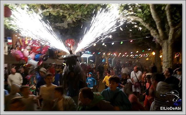#BriviescaFiestas17 Verbenas y Toro de fuego (3)