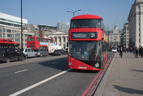 Go-Ahead London LT872 LTZ1872