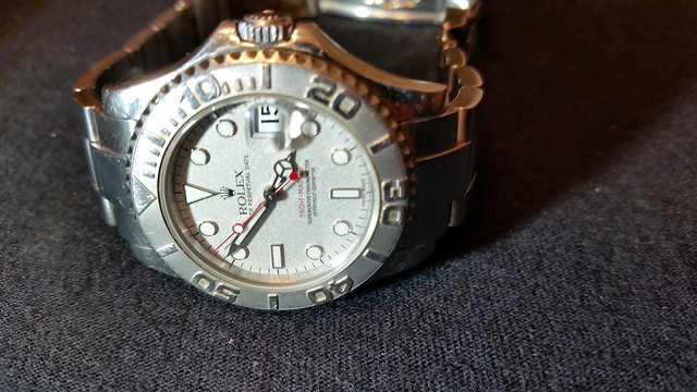 yachtmaster and omega 376