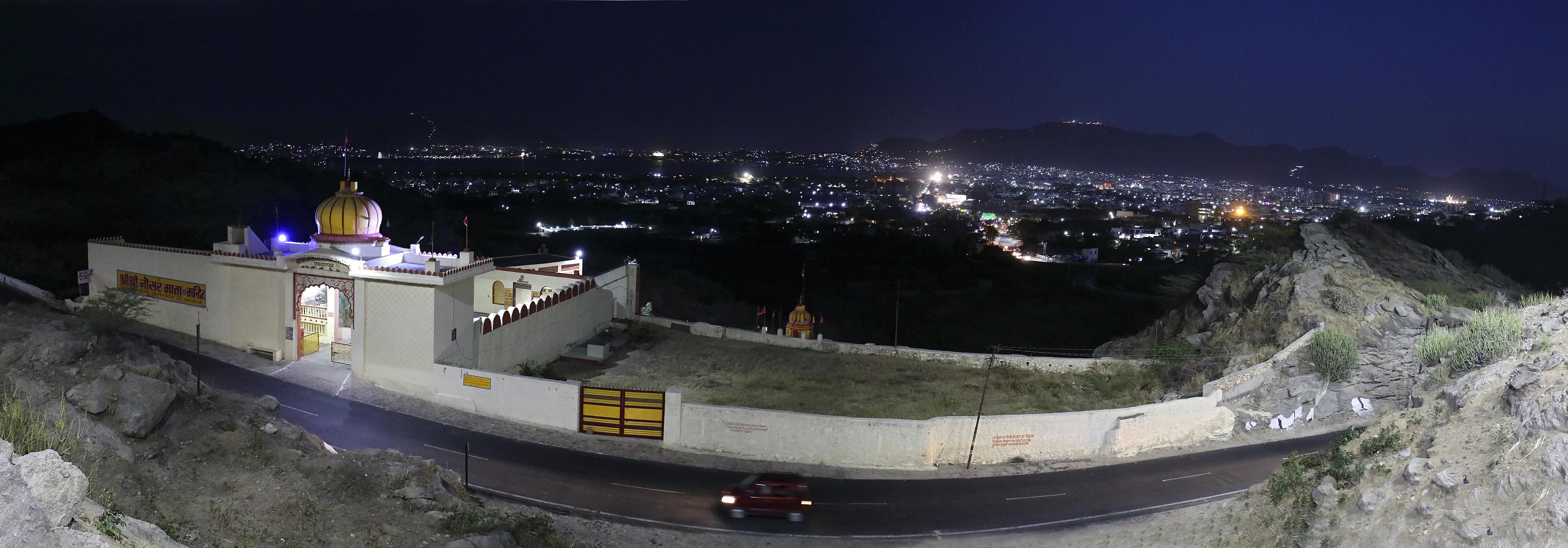 Панорама_Пушкар ночью 3