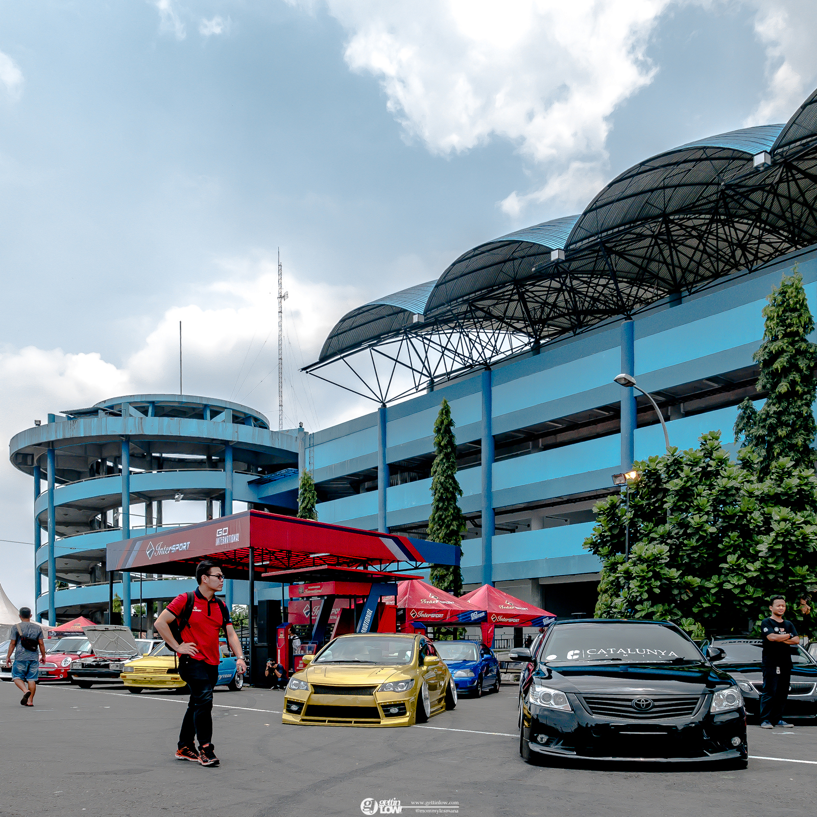 Intersport 2017 Jogja - Car Contest