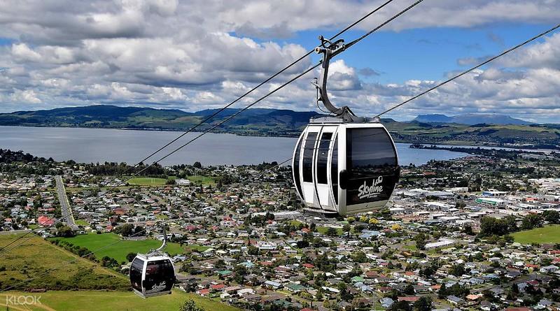 羅托魯瓦空中觀光纜車