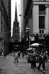 Wall Street 3 B&W
