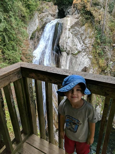 Benji at Twin Falls 2017