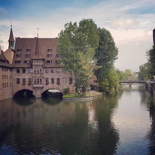 Il fiume di Norimberga